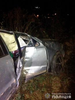 На Буковині у ДТП травмувались дві жінки (фото)