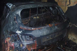 У Чернівцях засудили молодика, який підпалив шість автівок