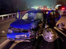 На Буковині зіткнулися три автомобілі, є постраждалі