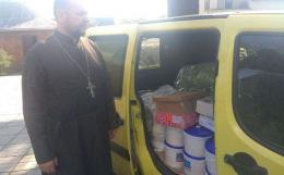 З Сторожинця виїхала чергова гуманітарна допомога на Схід (фото)