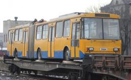 Словацька фірма відмовилась поставляти вісім вживаних тролейбусів