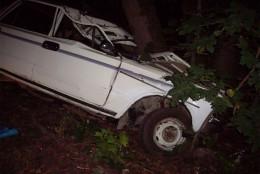 На Буковині п'яна 16-річна дівчина вкрала авто та потрапила в ДТП