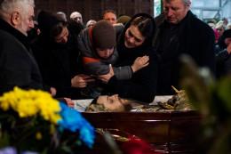 «Осколок влучив у серце», – побратими розповіли подробиці загибелі Леоніда Дергача