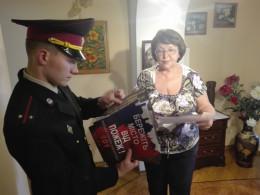Фахівці ДСНС у Чернівецькій області здійснили рейд вулицями міста