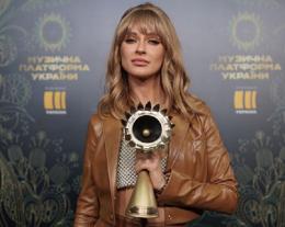 Співачка з Чернівців отримала престижну музичну нагороду