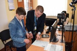 В Чернівецькій області відкрили дві нові станції з виготовлення біометричних паспортів