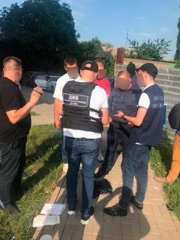 Стало відомо за що у Чернівцях затримали керівника поліції (фото)