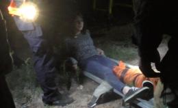 Рятувальники розповіли, як юна чернівчанка потрапила в 10-метровий кар'єр (фото)
