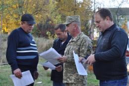 На Буковині чергову групу резервістів відправили на військові збори (фото)
