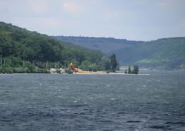 На Буковині в Новодністровську у Дністрі втопився 34-річний мешканець Сокирян
