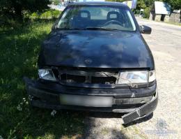 На Буковині чоловік на викраденому автомобілі вчинив ДТП