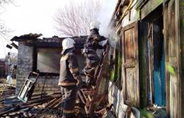 На Буковині в Горішніх Шерівцях під час пожежі загинув пенсіонер