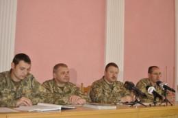 На Буковині офіцерами-ухильниками займеться прокуратура