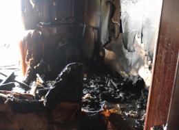 У Чернівцях на Кобилянській в палаючій квартирі загинула жінка