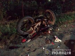 На Буковині після зіткнення мотоциклів загинули двоє осіб, ще одна у важкому стані (фото)