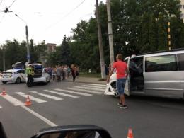 У Чернівцях амністували водійку, яка збила дитину на пішохідному переході