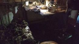 На Буковині під час пожежі загинув пенсіонер