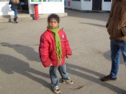 На Буковині виявили кількох дітей-жебраків