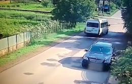На Буковині з'явилось відео смертельної ДТП у Мамаївцях (відео)