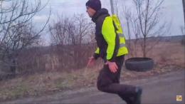 З'явився повний відеозапис інциденту з патрульними на Буковині (відео)