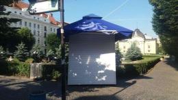 Чернівчани підтримали петицію з вимогою прибрати МАФ з Театральної площі