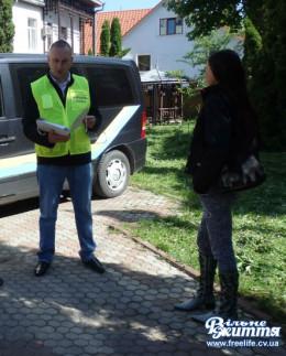 У Лужанах затримали громадянку Росії, яка нелегально проживала на Буковині