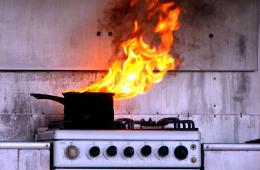 Буковинка отримала опіки через вибух газової плити