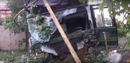 Оприлюднило відео з місця трагічного ДТП на виїзді з Чернівців (відео)