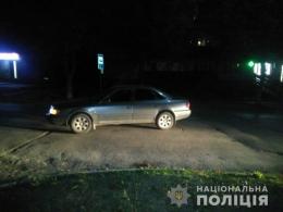На Буковині водій «Audi» збив 59-річну жінку