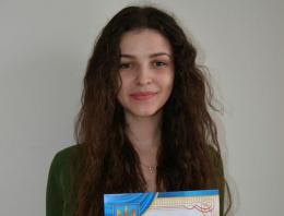 Студентка БДМУ серед переможців Всеукраїнської олімпіади з ендокринології (фото)