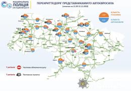 """Поліція закликає водіїв """"євробляхах"""" проводити акції протесту в рамках правового поля"""