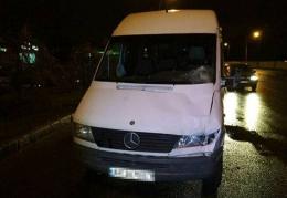На Буковині мікроавтобус збив на смерть 20-річного хлопця