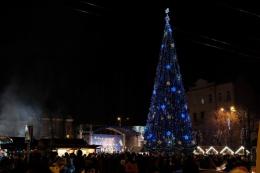 З'явилася програма святкових новорічно-різдвяних заходів у Чернівцях