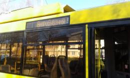 Чернівчани хочуть новий тролейбусний маршрут через вулицю Винниченка