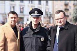 У Чернівцях знову впіймали нетверезого поліціянта за кермом