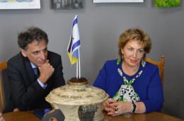 Міста Ізраїлю пропонують дружню співпрацю Чернівцям (фото)