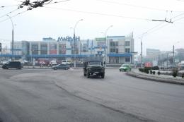 У Чернівцях на місяць обмежать рух транспорту на перехресті Героїв Майдану та проспекту Незалежності