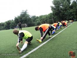 Чернівецька «Буковина» розпочала підготовку до офіційних матчів