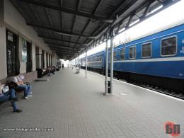 «Укрзалізниця» на вихідні призначила додатковий потяг «Київ–Чернівці»