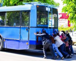 """У Чернівцях вирішили купити ще 20 тролейбусів """"секонд хенд"""""""