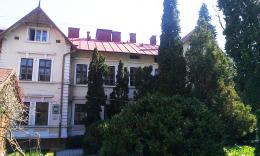 Будівлю ботанічного саду ЧНУ відремонтують майже за 700 тисяч гривень