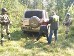 На Буковині прикордонники затримали двох молдаван, які хотіли відпочити в Сокирянах у місцевому барі