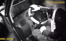 У Чернівцях поліція влаштувала нічну погоню за п'яним водієм (відео)