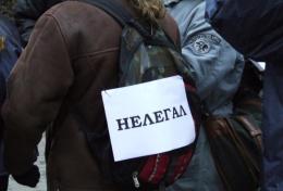 """На """"Калинці"""" виявили п'ятьох нелегалів з Азербайджану"""