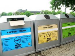 Нові смітники для роздільного збору сміття з'являться у Чернівцях