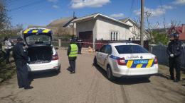 На Буковині чоловік ножем вбив дружину на очах у семирічного сина