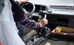 У мережі показали жахливий стан автобуса у Чернівцях (відео)