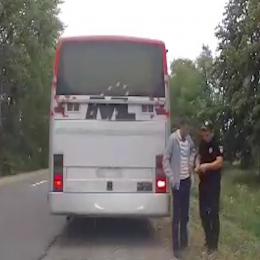 На Буковині поліція затримала ще одного нетверезого водія маршрутки