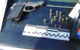 Раніше судимий 27-річний чернівчанин розгулював по місту з пістолетом у кишені