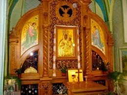 Чудотворну ікону Пресвятої Богородиці везуть до Чернівців